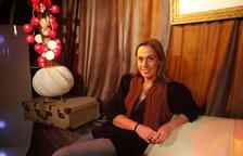 La directora artística andorrana Sylvia Steinbrecht
