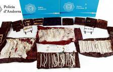 Un condemnat pel robatori a l'Art d'Or serà extradit a Sèrbia per tràfic de droga