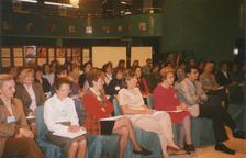 Unicef Andorra es va fundar el 1994 amb un local a Escaldes.