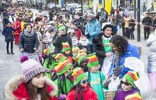 Les disfresses de Carnaval i els resultats dels Jocs Olímpics d'hivern, als set tuits