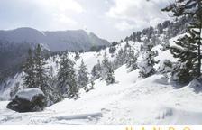 Protecció Civil recomana evitar activitats de neu fora de pistes