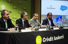 Crèdit Andorrà desenvolupa una nova tecnologia financera