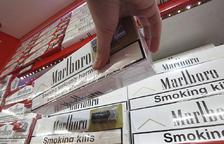 Els ingressos per la importació de tabac cauen per desè mes