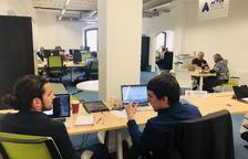 Arriba la primera empresa andorrana a l'espai Actua al Barcelona Tech City