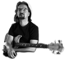 Landry Riba, músic dels cims