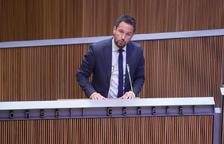 El Constitucional admet el recurs del PS per la decisió del síndic de destituir López de la presidència del grup mixt