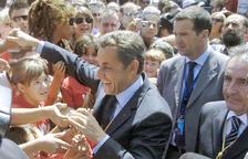 Tres anys de presó per a Sarkozy per corrupció i tràfic d'influències