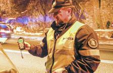 La policia deté un resident amb una taxa d'alcoholèmia de 2,60