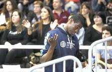 """Moussa Diagne, ambiciós, es fixa acabar la lliga """"segon o tercer"""""""