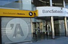 BancSabadell obté un benefici rècord de 10 milions el 2017