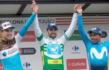 Valverde guanya la seva tercera Volta