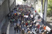 El Govern no pagarà el sou als funcionaris que van anar a la vaga