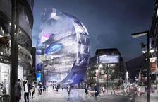 Andorra Telecom licita l'edifici del The Cloud