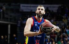 "'Vlado' Jankovic: ""Gaudeixo de la vida al MoraBanc"""