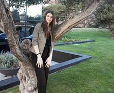 L'estudiant Lara de Sousa
