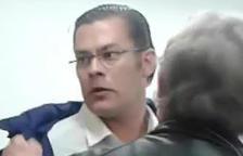Janitskin entra a la presó en espera de l'extradició