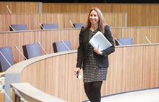 Sílvia Bonet proposa eliminar l'acomiadament no causal