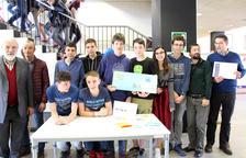 250 alumnes i docents participen en la 17a Jornada de Ciències