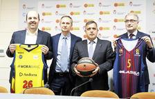 Andrew Albicy sospira per l'Eurolliga o l'NBA