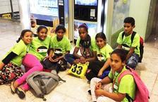 Entrebancs a l'acollida de nens sahrauís