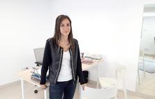 La fundadora d'Institut Educa, Nàdia Garcia