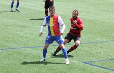 L'FC Andorra rescata un punt del camp del Vila-seca a l'últim minut de partit