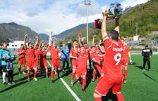 El Vall Banc, campió de lliga per cinquè any consecutiu