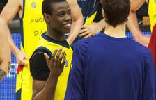 Diagne es mostra confiat de cara al partit de diumenge