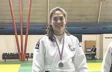 La judoka Alda Babi