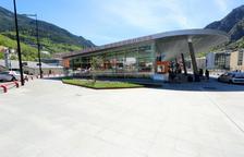 L'estació d'autobusos i el