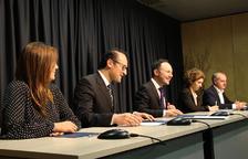 Govern i Creu Roja signen un conveni de col·laboració