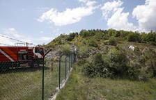 Dos residents moren a l'estavellar-se un ultralleuger a l'aeroport Andorra-la Seu