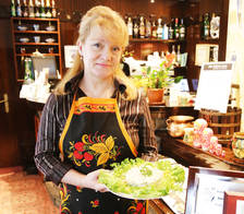 Ensalada russa autèntica (olivier)