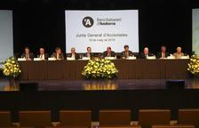 El BancSabadell d'Andorra reparteix 6,25 euros per acció