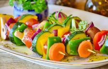 Ser vegetarià no és fer dieta