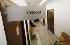 """Condemnat un advocat per dir """"gilipolles"""" a una funcionària judicial"""