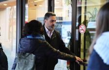 El TS ratifica els dos anys i mig de presó a Josep Vila