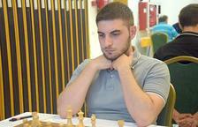 El jugador d'escacs Robert Alomà
