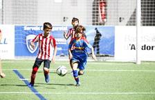Sisena, onzena i dotzena posició per als equips andorrans al Memorial Francesc Vila