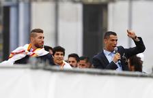 Ramos allarga la mà a CR7 perquè segueixi al Madrid