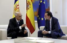 La trobada de Martí amb Rajoy es farà per l'interès del president espanyol