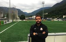 Arrenca una nova era al Vall Banc amb Marc Rodríguez
