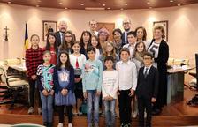 Els escolars d'Encamp i del Pas de la Casa van presentar una trentena de propostes a la sessió del consell d'infants