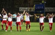 Augment de 280.000 euros en els pagaments solidaris de la UEFA