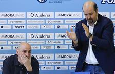 Joan Peñarroya assegura que és el millor moment per acabar el cicle al MoraBanc