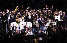 Els Golden State Warriors tornen a conquerir l'anell