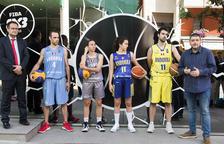 La selecció de bàsquet homenatjarà als internacionals