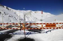L'hivern passat França va restringir el pas de camions gairebé 60 dies
