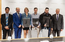 El Taller d'Emprenedors premia un projecte d'ensinistrament caní i un de retolació de vehicles