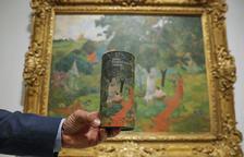 Les obres del Thyssen es podran 'beure', amb la nova proposta sensorial